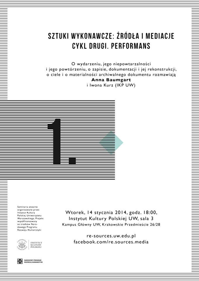 CYKL 2. Performans – Baumgart / Kurz