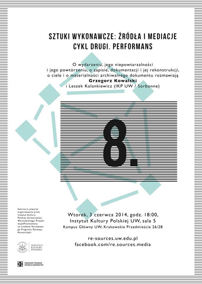CYKL 2. Performans – Kowalski/Kolankiewicz