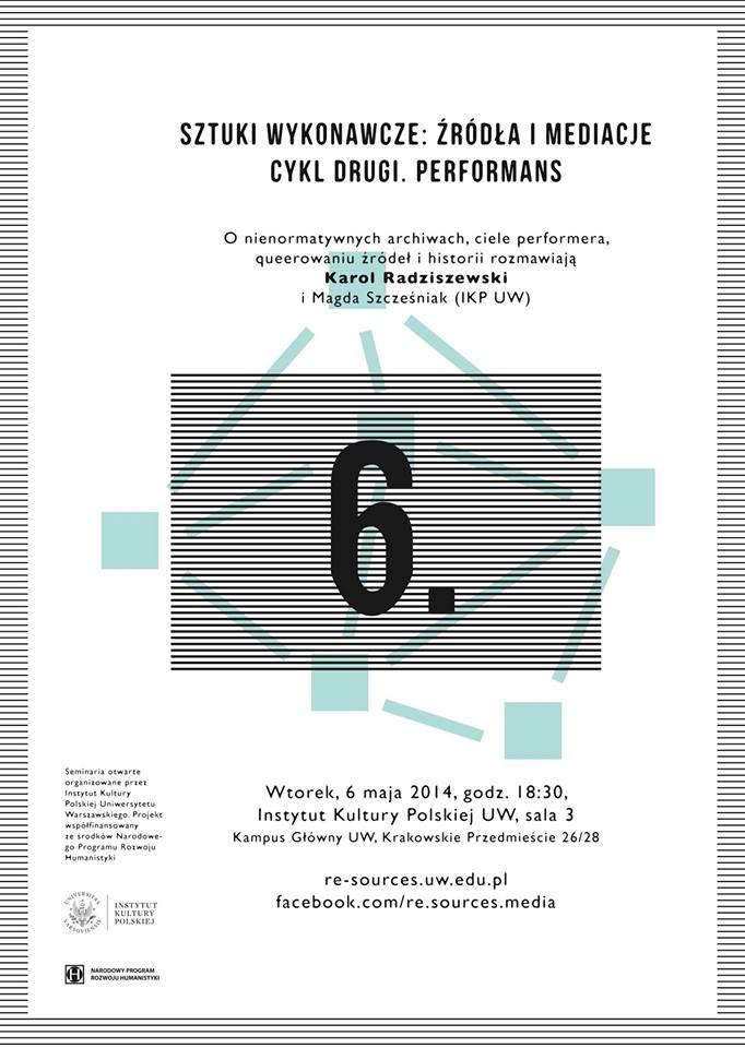 CYKL 2: Performans – Radziszewski/Szcześniak