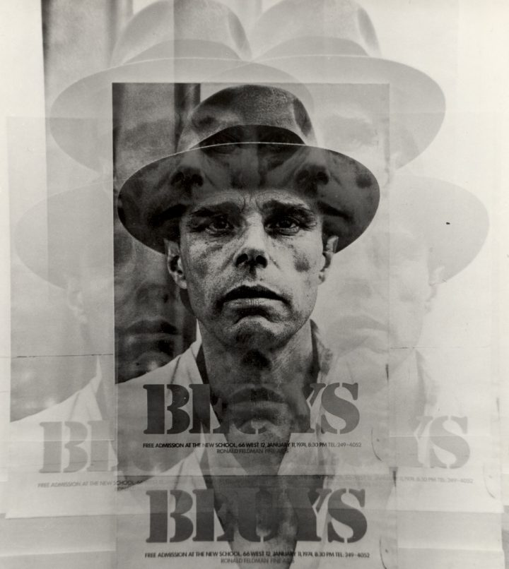 A Gift without Debt. Polentransport Performance by Joseph Beuys